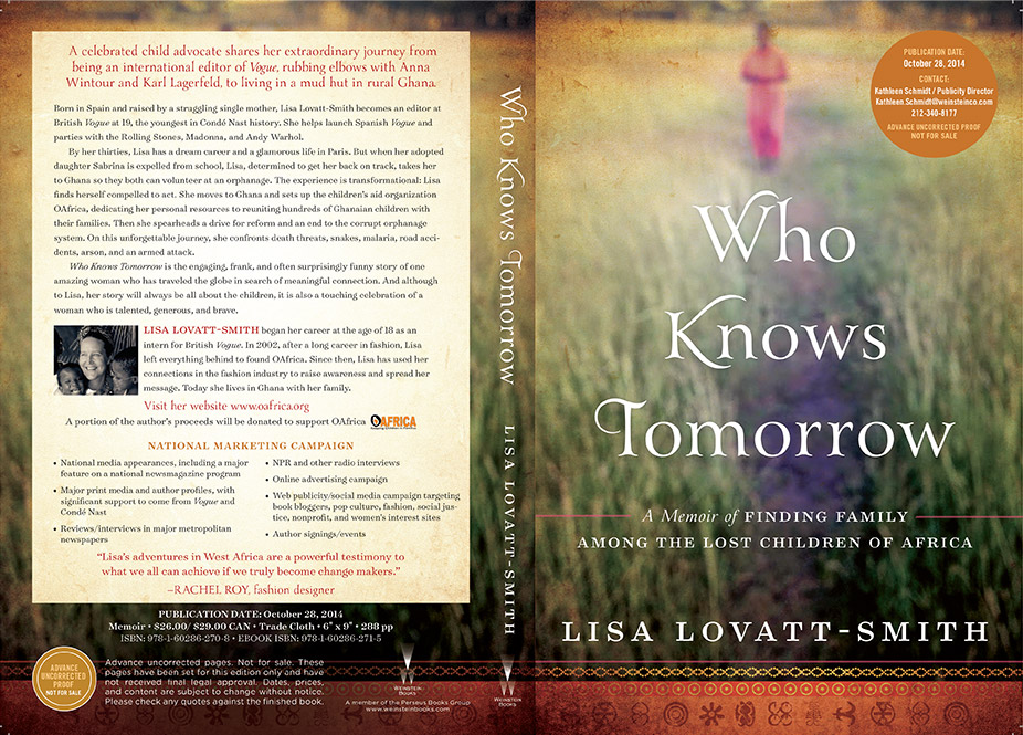 Who Knows Tomorrow Book - By Lisa Lovatt-Smith